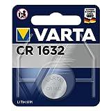 VARTA 0568017 Batteries (CR1632, 3Volt)