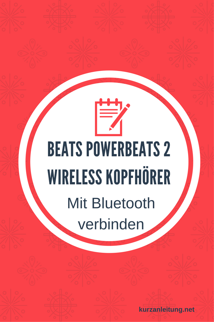 Beats by Dr. Dre MKPP2ZM/A Powerbeats 2 Wireless Sport-Kopfhörer