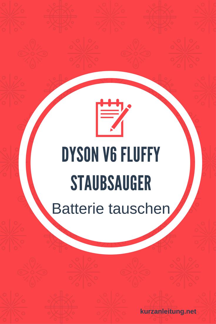 Dyson V6 Fluffy kabelloser Staubsauger