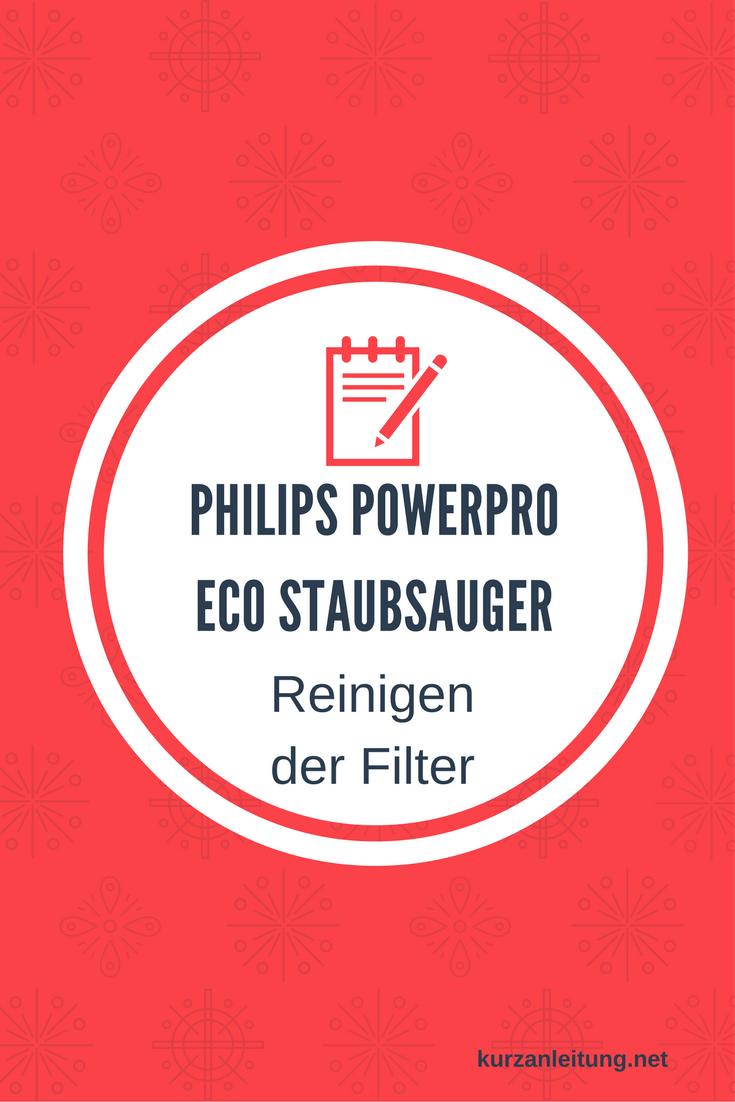 Philips PowerPro ECO FC8769/91 Staubsauger
