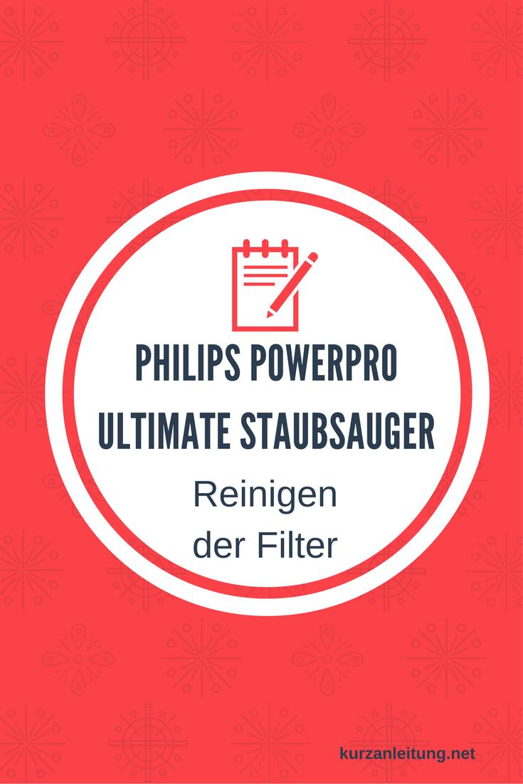 Philips PowerPro Ultimate Animal FC9922 09 Staubsauger