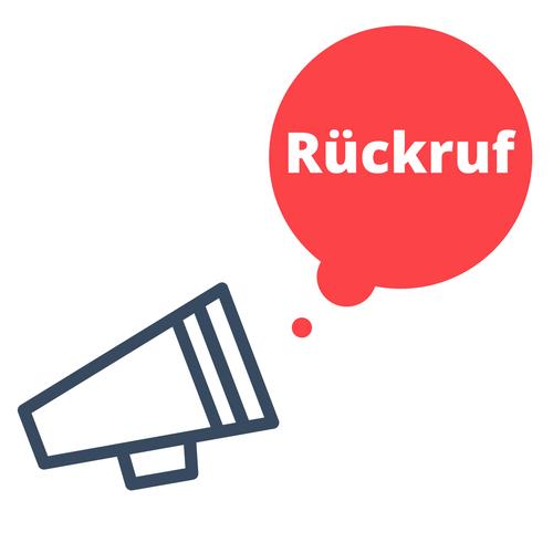 Produkt Rückrufe kurzanleitung.net
