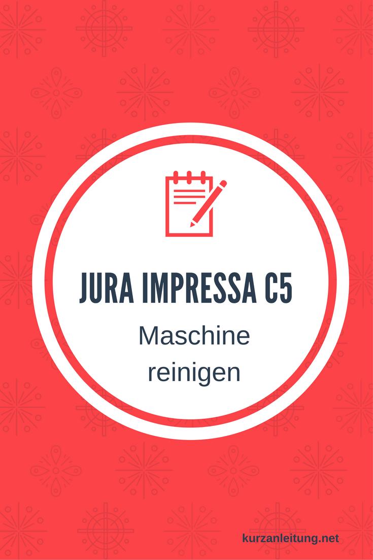 Jura Impressa C5