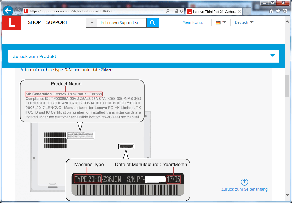 Rückruf Lenovo ThinkPad X1 - kurzanleitung.net