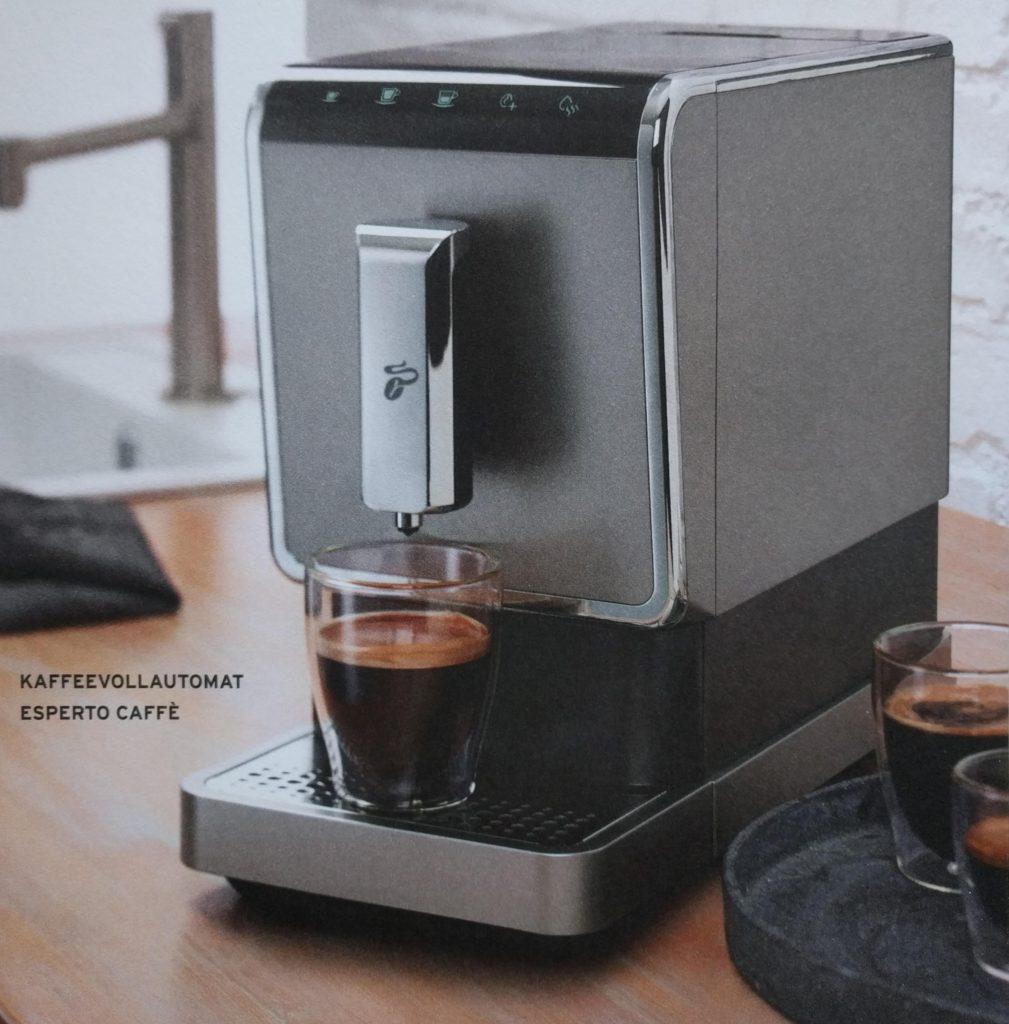 Tchibo Esperto Caffè Kaffeevollautomat